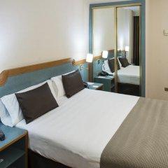 Отель Catalonia Sagrada Familia 3* Стандартный номер с различными типами кроватей фото 14