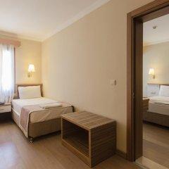 Aes Club Hotel 4* Люкс с различными типами кроватей фото 6