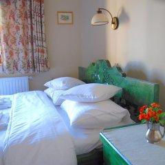 Отель Pensjonat Zakopianski Dwór 3* Стандартный номер с двуспальной кроватью