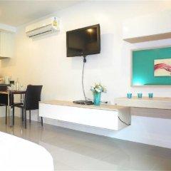 Апартаменты Unity Patong Studio удобства в номере