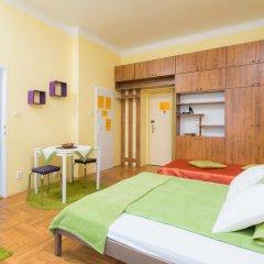 Апартаменты I'M Hostels & Apartments комната для гостей фото 3