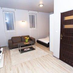 Апартаменты Studio Apartament Centrum Katowice Апартаменты с различными типами кроватей фото 4
