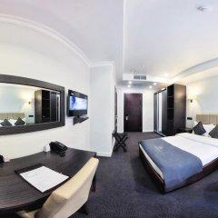 Отель Амбассадор 4* Стандартный номер с различными типами кроватей