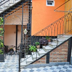 Апартаменты Apartment at Grigola Handzeteli Студия с различными типами кроватей фото 8