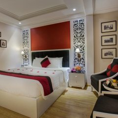 Oriental Central Hotel в номере фото 2