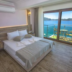 Green Beach hotel Kaş Стандартный номер фото 3