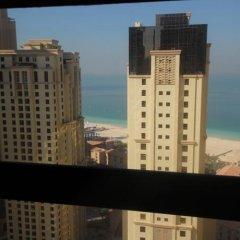 Отель Jumeirah Beach Residence Clusters пляж