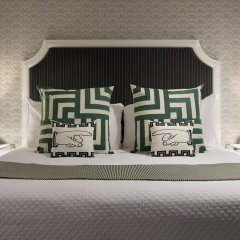 Отель Carlyle Inn 3* Стандартный номер с различными типами кроватей фото 4