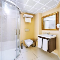 Ideal Piccolo Hotel Турция, Мармарис - отзывы, цены и фото номеров - забронировать отель Ideal Piccolo Hotel - All Inclusive - Adults Only онлайн ванная фото 2