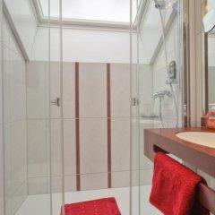 Hotel Condor Мюнхен ванная фото 6