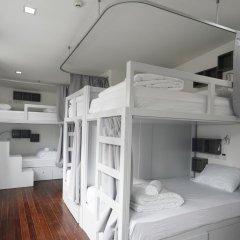 Отель Cacha bed Кровать в женском общем номере с двухъярусной кроватью фото 3