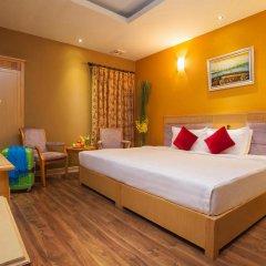 Silverland Min Hotel 2* Улучшенный номер с различными типами кроватей фото 3