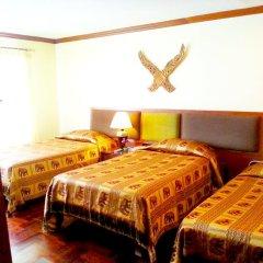 Отель Royal Ivory Sukhumvit Nana by Compass Hospitality 3* Улучшенный номер с различными типами кроватей фото 5