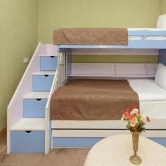 Отель King David 3* Стандартный семейный номер с двуспальной кроватью фото 13