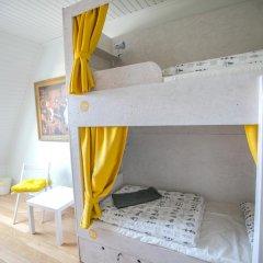FJC Loft Hostel Кровать в общем номере с двухъярусной кроватью фото 5