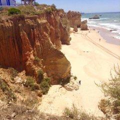Отель Castelos da Rocha пляж