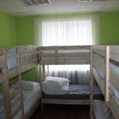 Хостел Африка Кровать в мужском общем номере фото 3