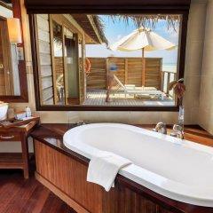 Отель Conrad Maldives Rangali Island 5* Улучшенная вилла с различными типами кроватей фото 5