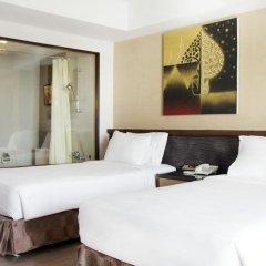 Отель D Varee Jomtien Beach 4* Представительский номер с различными типами кроватей фото 13
