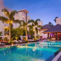 Hard Rock Hotel Goa бассейн фото 3