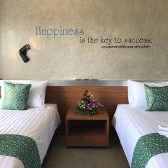 Nap Krabi Hotel 4* Улучшенный номер с различными типами кроватей фото 5