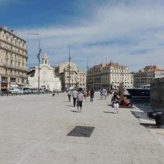Отель Escale Oceania Marseille Vieux Port парковка