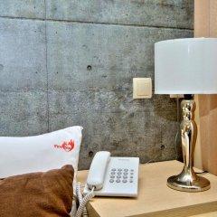 Гостиница Fire Inn 3* Улучшенная студия с различными типами кроватей фото 7