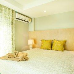 Отель Rocco Huahin Condominium Апартаменты с различными типами кроватей фото 21