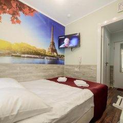 Гостиница АРТ Авеню Стандартный номер двухъярусная кровать