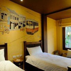 Отель Old Capital Bike Inn 3* Стандартный номер с различными типами кроватей