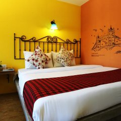 Отель The Castello Resort 3* Стандартный номер с различными типами кроватей фото 10