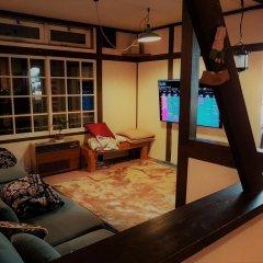 Отель Resort Inn White Silver Хакуба интерьер отеля