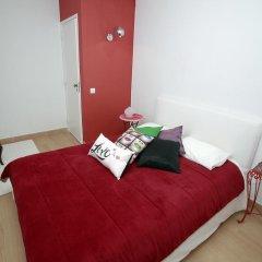 Ericeira In Love Hostel Стандартный номер с двуспальной кроватью (общая ванная комната)