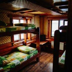 Гостиница Дебаркадер базы отдыха Мастер Номер категории Эконом с различными типами кроватей фото 6
