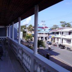 Отель Posada Nativa Trinsan Centro Колумбия, Сан-Андрес - отзывы, цены и фото номеров - забронировать отель Posada Nativa Trinsan Centro онлайн балкон