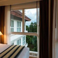 Апартаменты RCG Suites Pattaya Serviced Apartment Стандартный номер с различными типами кроватей фото 6
