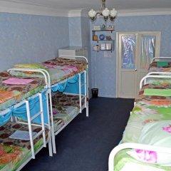 Хостел Достоевский Кровать в общем номере с двухъярусной кроватью фото 32