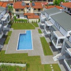 Отель Adonis Village Греция, Пефкохори - отзывы, цены и фото номеров - забронировать отель Adonis Village онлайн бассейн фото 2