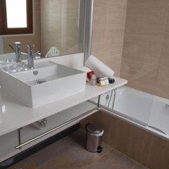 Отель Hosteria Sierra del Oso Потес ванная