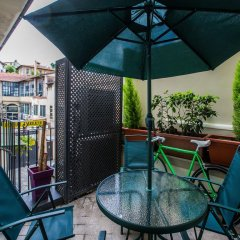 Отель Il Terrazzino su Boboli 3* Стандартный номер с различными типами кроватей фото 15