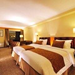 Jianguo Hotel Xi An 5* Стандартный номер с различными типами кроватей фото 4