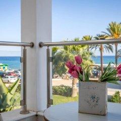 Отель Villa Nora Кипр, Протарас - отзывы, цены и фото номеров - забронировать отель Villa Nora онлайн балкон
