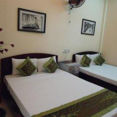 Nam Ngai Hotel Стандартный семейный номер с двуспальной кроватью фото 4
