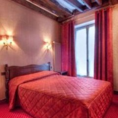 Hotel De Senlis 2* Стандартный номер фото 3