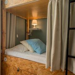 Passport Lisbon Hostel 2* Кровать в женском общем номере фото 16