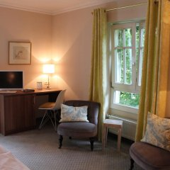 Отель Villa Am Schlosspark 3* Стандартный номер фото 5