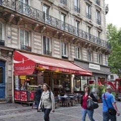Отель Rambuteau Apartment Франция, Париж - отзывы, цены и фото номеров - забронировать отель Rambuteau Apartment онлайн городской автобус