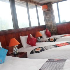 Fansipan View Hotel 3* Люкс с различными типами кроватей фото 13