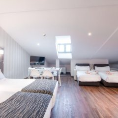 Отель Petit Palace Posada Del Peine 4* Компактный номер с различными типами кроватей фото 4