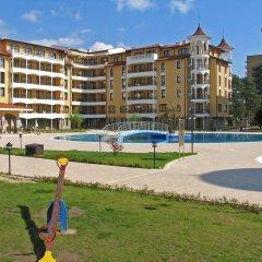Апартаменты Gt Royal Sun Apartments Солнечный берег спортивное сооружение